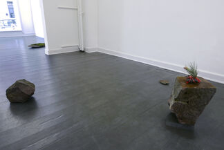 SILAS INOUE - New Works for Extraterrestrials, installation view