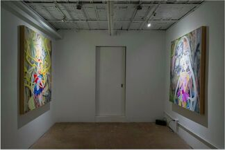 In the Heat of the Night, installation view