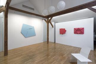 Folded Flat, installation view