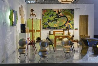 Erastudio Apartment Gallery at Design Miami/ 2014, installation view