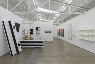Recollection - A Journey After 28 Years, installation view