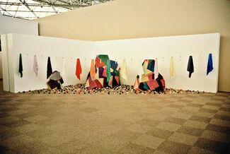 Adora Calvo at ARCOmadrid 2017, installation view