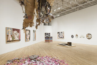 Right Here, Right Now: Houston, Volume 2, installation view