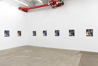 Slaying, installation view