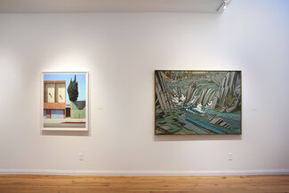 Curated Exhibition, installation view