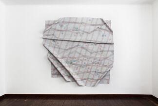 Ako Atikossie - The Minus Sign, installation view