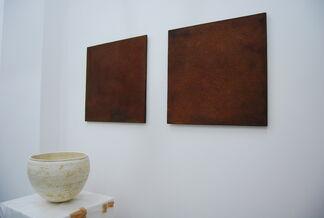 "vol.9 Takejirou Hasegawa ""Pleasant shape"", installation view"