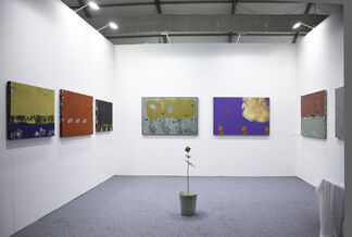 Affinity for ART at Art Central 2015, installation view