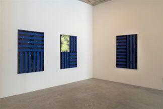 Roman Liška -  Ultramarine, installation view