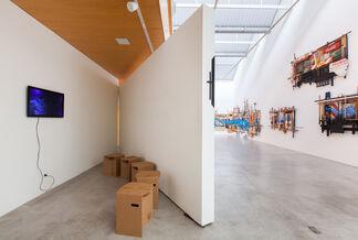 Zezão | Zipper Galeria, installation view
