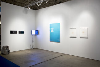 Harlan Levey Projects at EXPO CHICAGO 2017, installation view