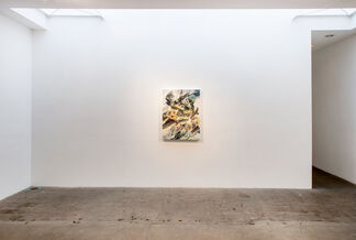 CHAD ROBERTSON : THE LONG AND SHORT OF IT: New Paintings and Works on Paper, installation view