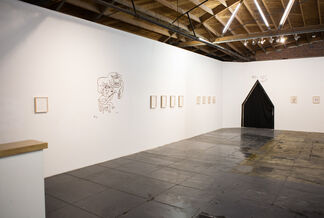 HI, HOW ARE YOU DANIEL JOHNSTON?, installation view