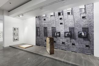 Gordon Matta-Clark - The Notion of Mutable Space, installation view