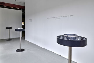 Station Stops, installation view