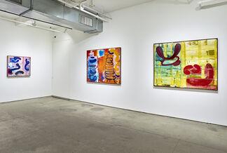 George Blacklock: The Body Singing, installation view
