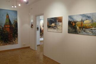'KREMLIN', installation view