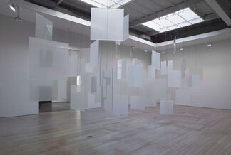 Spencer Finch: My business is circumference, installation view