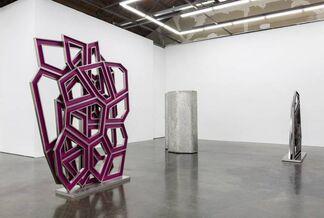 Richard Deacon: New Sculpture, installation view