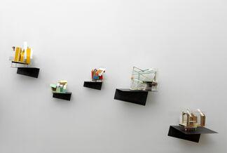 Making Things Happen: Young Artists in Dialogue III - Boris Chouvellon & Mengzhi Zheng, installation view