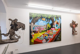 Weapons of Mass Seduction 2, installation view