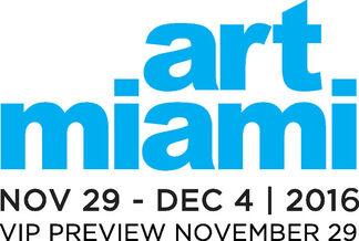 Diana Lowenstein Gallery at Art Miami 2016, installation view