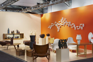 Hostler Burrows at Design Miami/ 2014, installation view