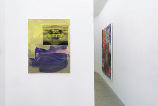 "Mary Jones, ""Travel Light"", installation view"