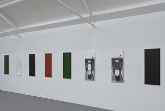 Juliette Blightman - A Carpet for Your Somersaults, installation view