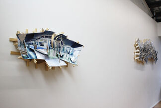 Structures and Passages, installation view