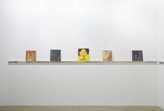 Marc Foxx Gallery at Art Basel 2014, installation view