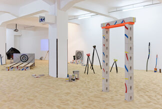 Jerszy Seymour   The Universe Wants To Play, installation view
