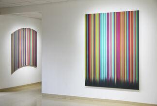 "Tim Bavington - ""Sunshine Maker"", installation view"