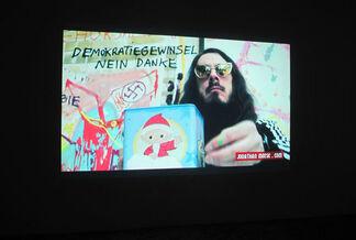 "Jonathan Meese K.U.N.S.T.: ""Tanz´Doch mal kein ich"" (Om mi nit on), installation view"
