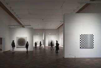 Eye Attack: Op Art and Kinetic Art 1950-1970, installation view