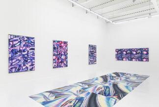 """Anne Vieux """"Command Field"""", installation view"""