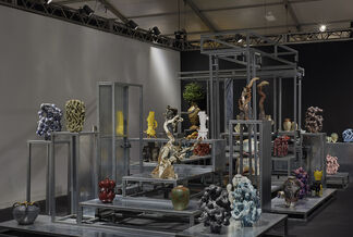 Jason Jacques Inc. at Design Miami/ 2014, installation view