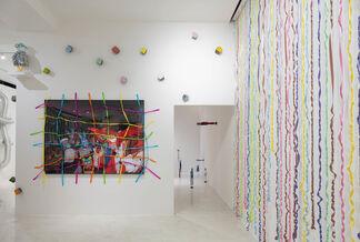 Nylonkong Dreams, installation view