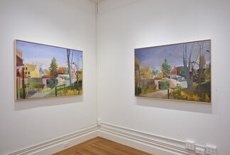 Celia Reisman: Recent Paintings, installation view