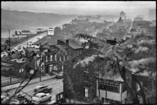 Elliott Erwitt:  Pittsburgh 1950, installation view