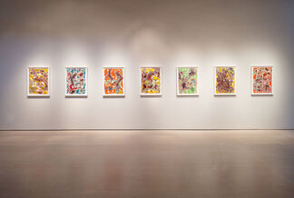 Bo Joseph: Souvenirs from Nowhere, installation view