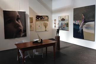 Seager Gray Gallery at Art Market San Francisco, installation view