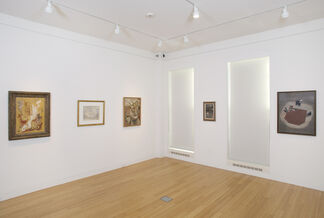 Surrealism and the rue Blomet, installation view