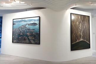 Edward Burtynsky: Water, installation view