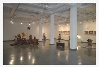 Silent Echo, installation view