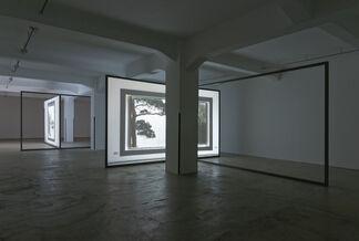 Peter Welz   Malaparte, installation view