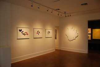 Precision: Marianne Desmarais and Richard Johnson, installation view
