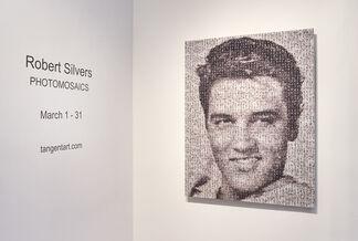 ROBERT SILVERS | Photomosaics, installation view