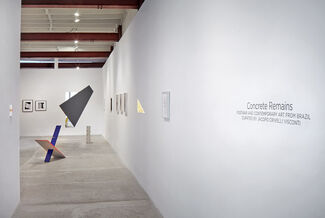 Concrete Remains: Postwar and Contemporary Art from Brazil, installation view