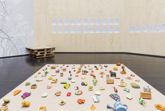 SuperSub – on collectivism, installation view